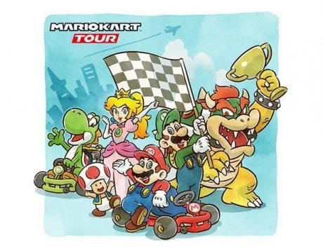 Mario Kart Tour is now officially available on iOS and Android