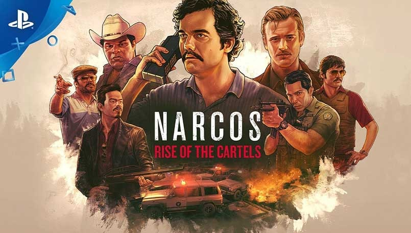 Netflix's popular series Narcos is being turned into a game