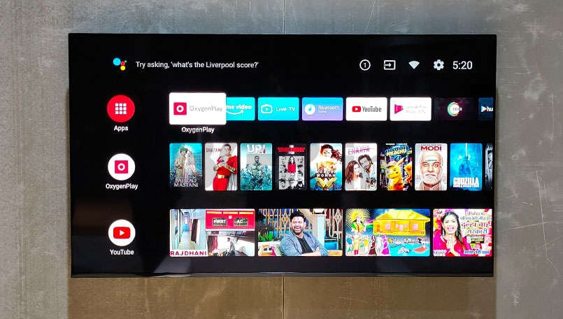 OnePlus TV gets new kids and data saver plus mode