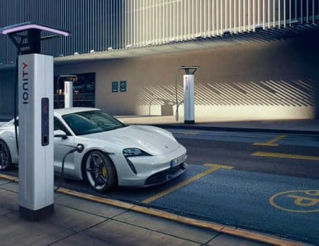 Porsche Taycan is the first proper challenger to Tesla Model S