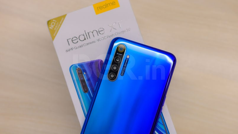 Realme XT update rolling out with June 2020 security patch | BGR India