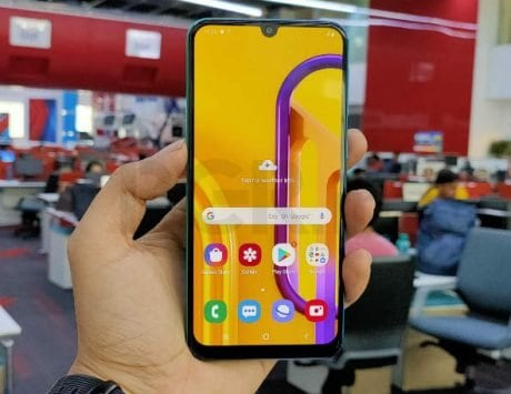 Samsung Galaxy M30s with 6,000mAh battery now available for Rs 12,999