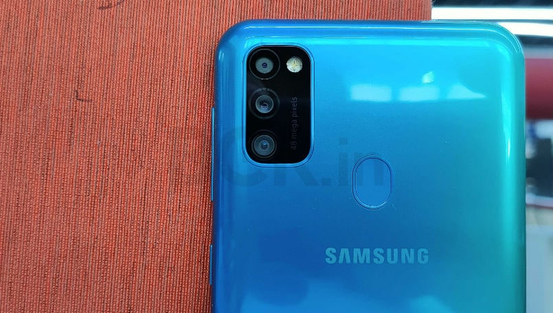 Samsung Galaxy M30s First Impressions: Taking on rivals from Xiaomi and Realme