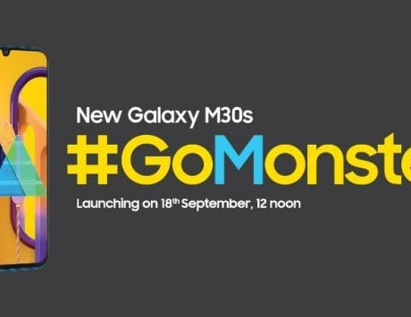 Samsung Galaxy M30s India launch set for today
