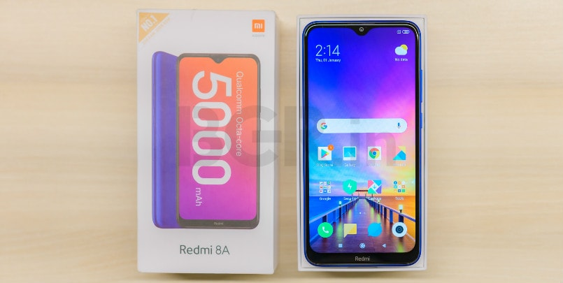 Xiaomi Redmi 8A gets Android 10 stable update in India without MIUI 12