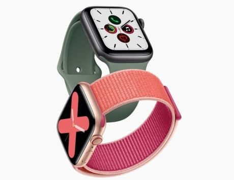 Apple Watch Series 5 price in India out