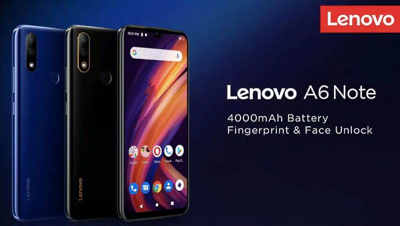 Lenovo K10 Note, Z6 Pro, A6 Note launched: Price in India