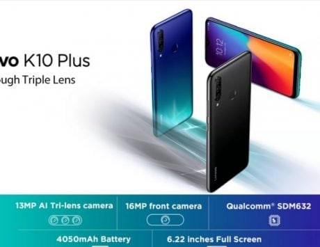 Lenovo K10 Plus launching in India on September 22, will be available on Flipkart