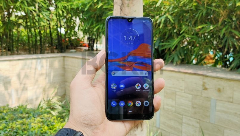 Motorola Moto E6s goes on first sale today on Flipkart: Price, Offers and Specifications