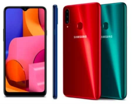 Samsung Galaxy A20s announced: All you need to know