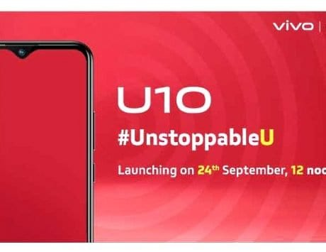 Vivo U10 with Snapdragon 665 SoC launched in India: Price, offers
