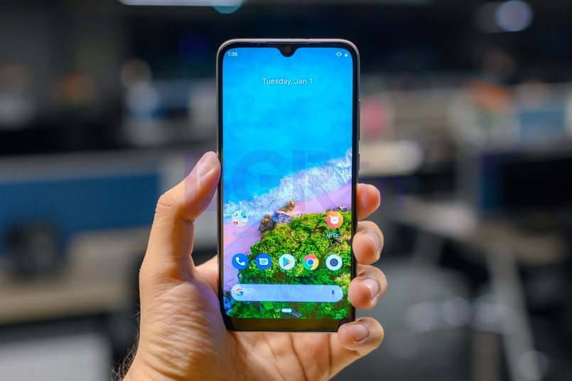 Xiaomi Mi A3 update rolling out with August 2020 security patch
