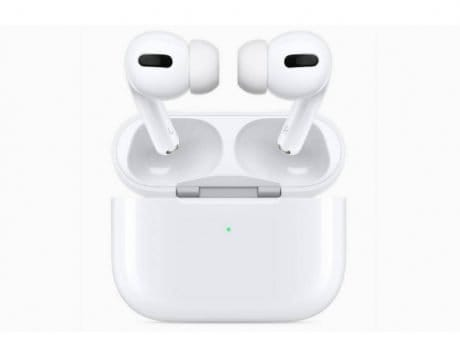 Apple releases first firmware update for AirPods Pro