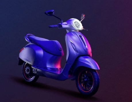 Bajaj Chetak makes a comeback as an all-electric two-wheeler