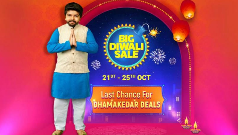 Flipkart Big Diwali Sale starts October 21: Deals on Xiaomi Redmi Note 7 Pro, Apple Watch Series 3, Realme 5 and more