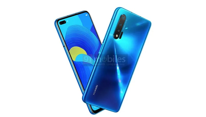 Huawei Nova 6 leaked specifications hint at 6.4-inch AMOLED display, 60MP camera and more