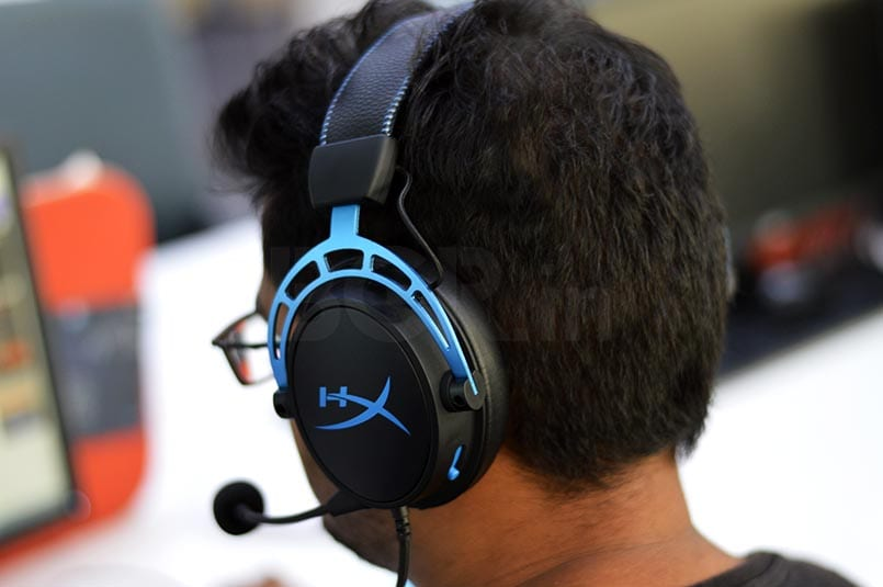 HyperX Cloud Alpha S Gaming Headset Review: Great for gaming, not much else