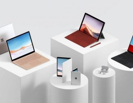 Surface Laptop 3, Pro 7, and Earbuds launched
