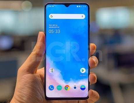 OnePlus 7T update rolling out in India