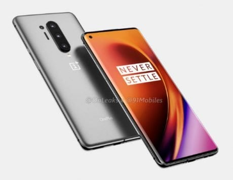 OnePlus 8 Pro leak reveals 120Hz option in settings
