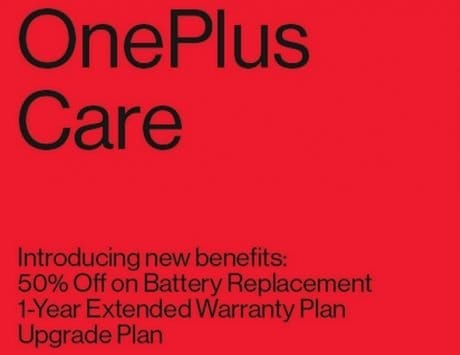 OnePlus Care loyalty program launches in India