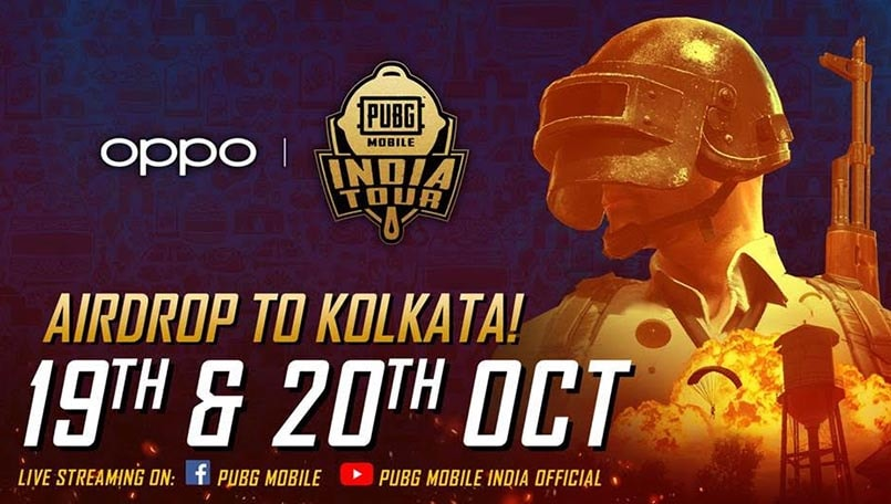 PUBG Mobile India Tour 2019: Grand Finals set in Kolkata this weekend