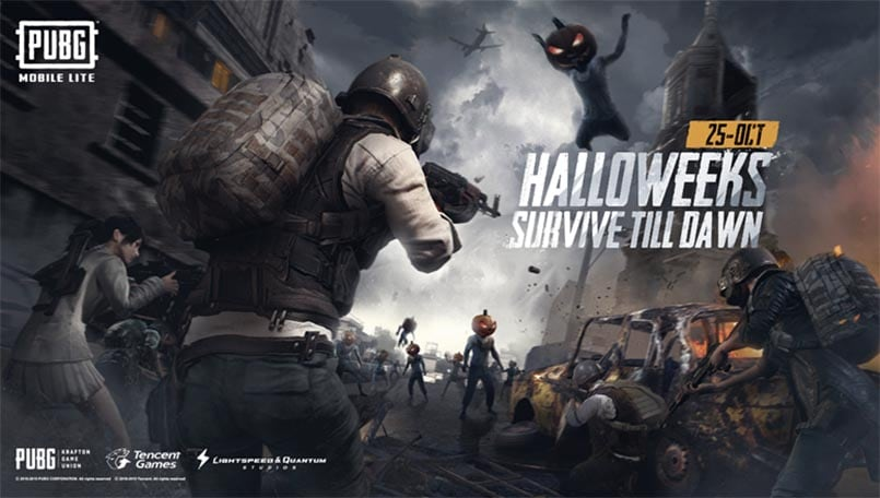 PUBG Mobile Lite 0.14.6 content update brings Halloween fun to the game