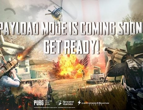 PUBG Mobile Payload mode coming on October 23
