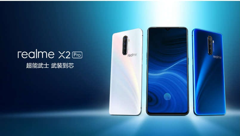 Realme X2 Pro with Snapdragon 855+ SoC, AMOLED display with 90Hz refresh rate launched