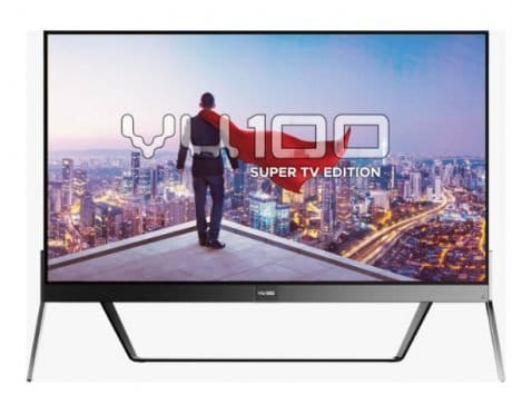 Vu 100-inch Super TV with 4K display launched in India