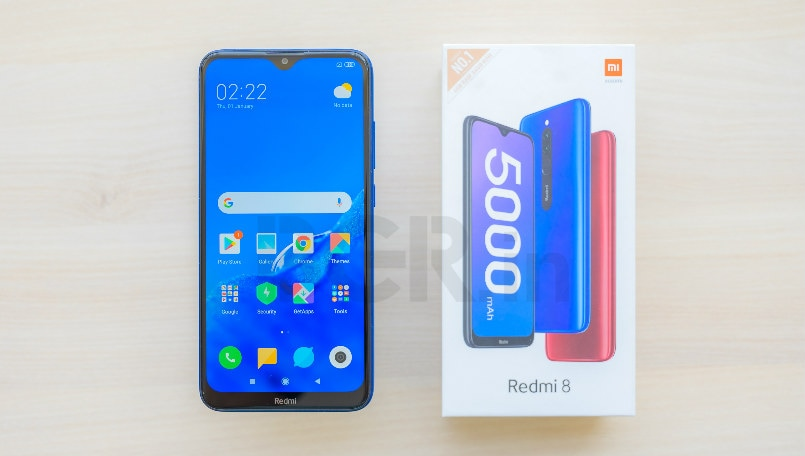 Xiaomi Redmi 8 with 5,000mAh battery to go on sale today at 12PM: Price, specifications, offers