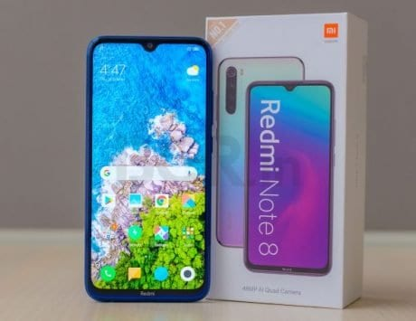 Xiaomi Redmi Note 8 series global sales surpass 10 million units