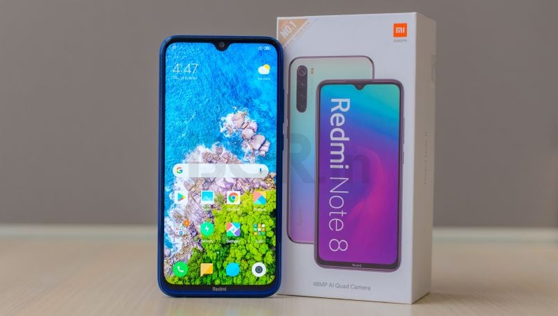 Xiaomi Redmi Note 8 Review: For those who don't need 64-megapixel camera