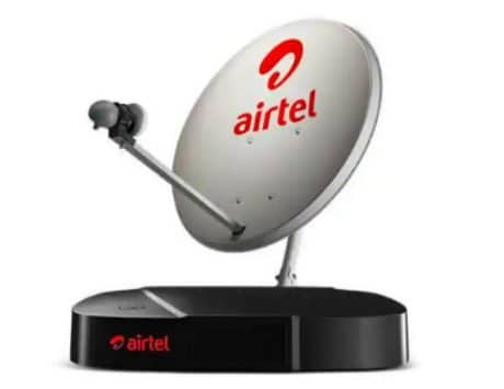 Airtel Digital TV free 30 days, free installation offer