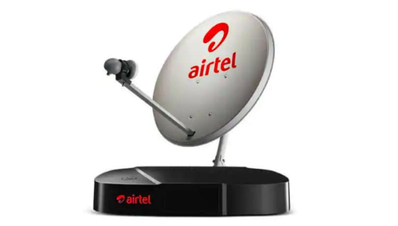Airtel Digital TV new connection now offering 30 days free subscription, free installation