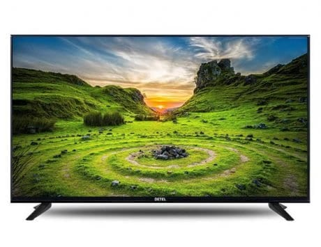 Detel 75-inch 4K UHD Smart LED TV launched at India Mobile Congress 2019