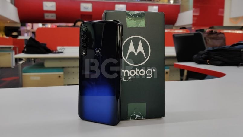 Moto G8 Plus will go on sale on October 29: Price in India, features and more