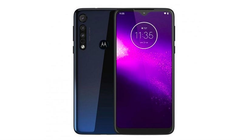 Motorola One Macro with quad cameras accidentally leaked by Saudi online retailer