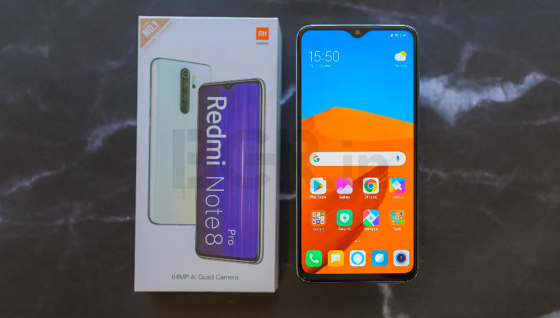 Redmi Note 8 Pro set to go on sale today via Mi.com, Amazon India: Price in India, features, offers