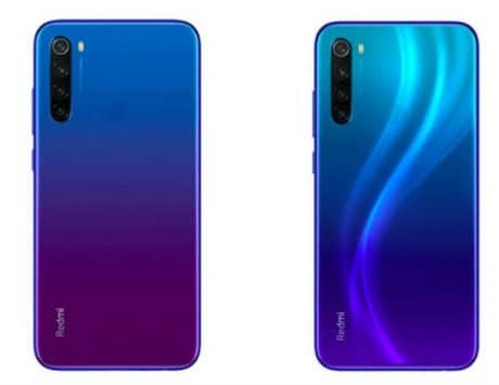 Redmi Note 8T renders surface online; hints at NFC support and more
