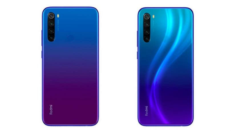 Redmi Note 8T renders surface online; hints at quad rear cameras, NFC support