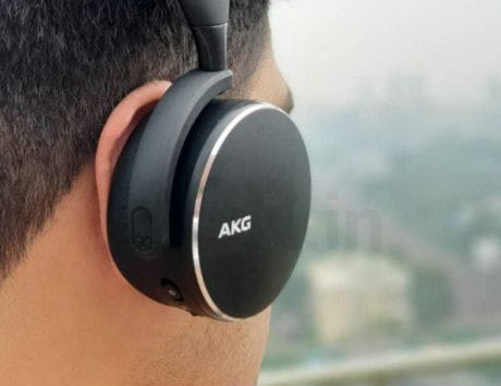 AKG Y500 Wireless On-ear Headphones Review