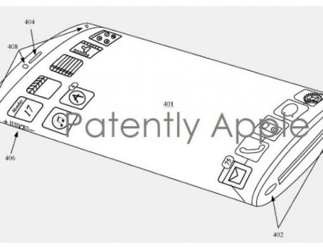 Apple still working on 'wraparound' display for its iPhone: Report