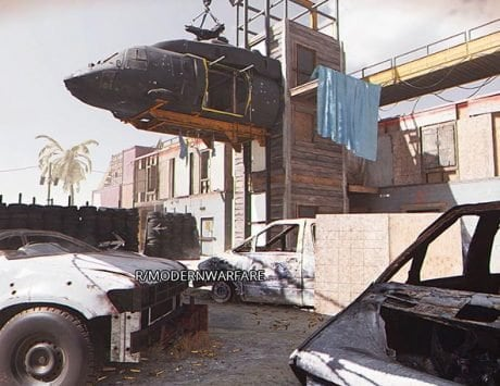 Call of Duty: Modern Warfare could add as many as 38 new maps