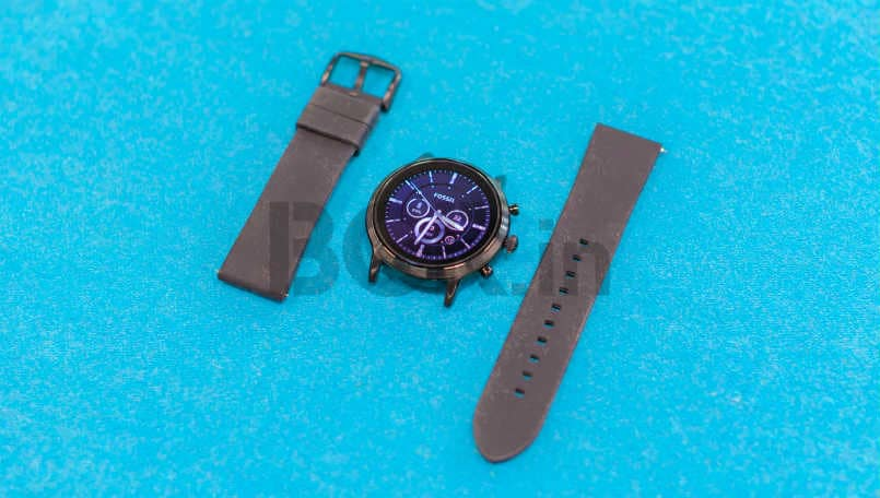 fossil, fossil gen 5 smartwatch, fossil gen 5 carlyle hr review, fossil gen 5 review, fossil gen 5 india price, fossil gen 5 features, wear os, fossil gen 5 vs samsung galaxy watch vs apple watch