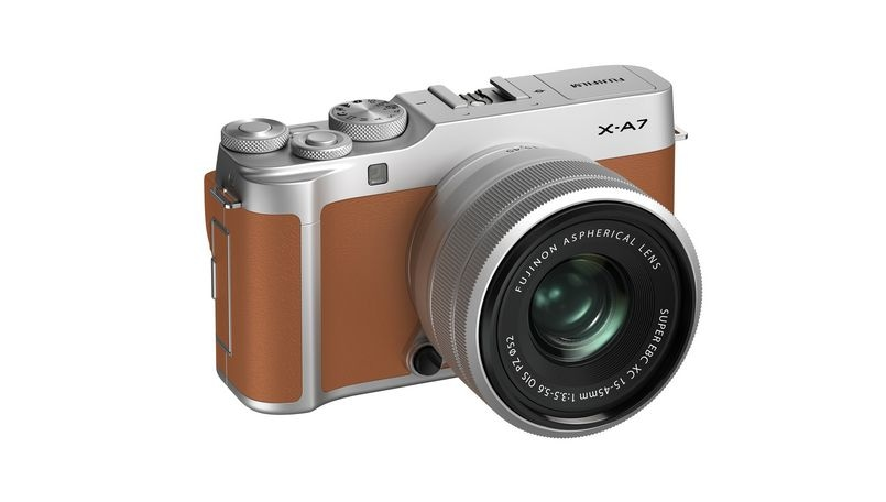 Fujifilm X-A7 Mirrorless camera launched in India for Rs 59,999; details