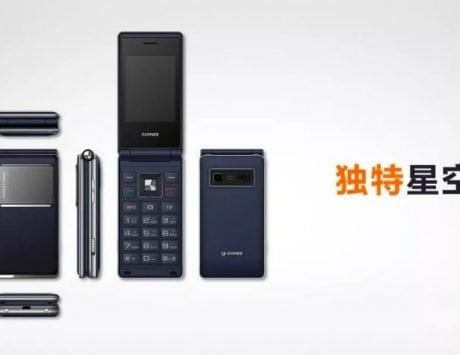 Meet Gionee A326, a new flip phone