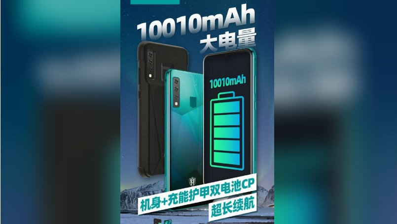 A smartphone with over 10,000mAh battery launched: Here's what you need to know