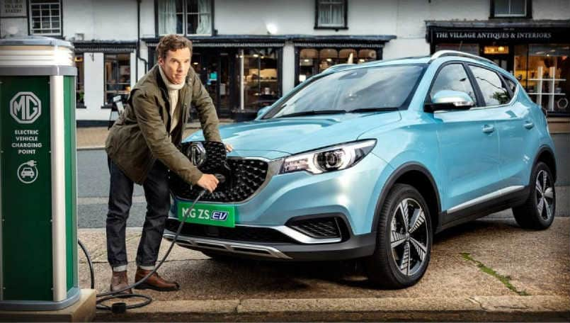 MG ZS EV pre-booking starts at select dealers ahead of launch on December 5