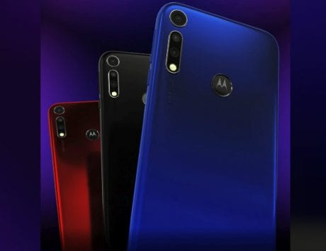 Motorola Moto G8 leaked promo video reveals design